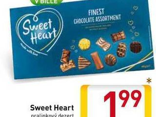 Obrázok  Sweet Heart pralinkový dezert 400 g