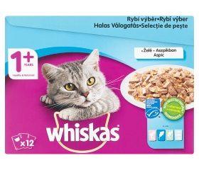Whiskas kapsička 12x 100 g
