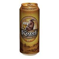 Obrázok Kozel 10 %, 0,5 l