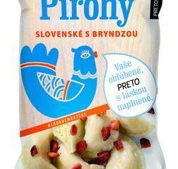Obrázok Slovenské pirohy s bryndzou 520 g