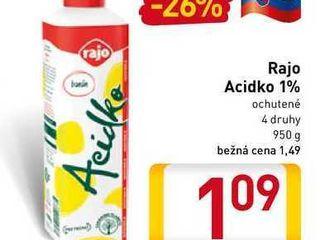 Rajo Acidko 950 g
