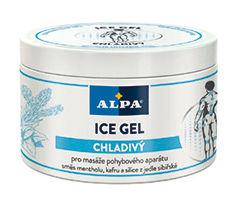 Obrázok Alpa Ice Gel chladivý 250ml
