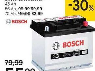 Bosch autobatéria