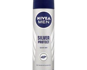 Obrázok Nivea Men Silver Protect 150 ml