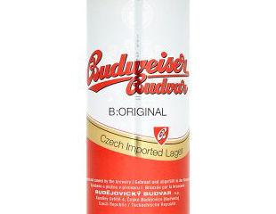obrázek Budweiser Budvar B:Original (plechovka)