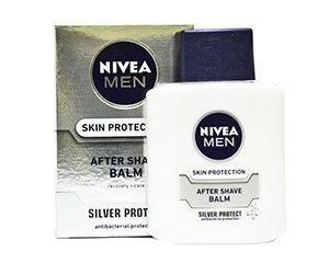 Nivea for men Silver balzam po holení 1x100 ml