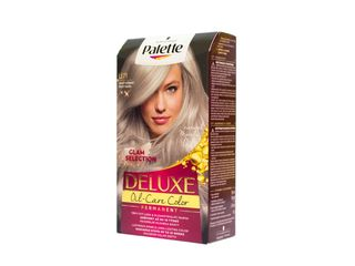 Palette Deluxe U71 strieborná farba na vlasy 1x1 ks