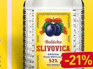 Obrázok  Bošácka SLIVOVICA  0,7 l