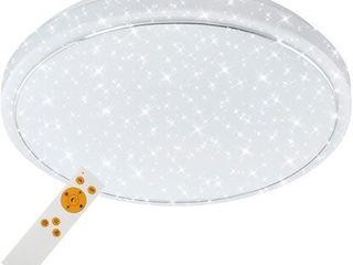 """Brilo Stropné svietidlo """"Star"""" biele 1 x LED/48 W"""