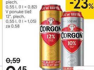 Obrázok Corgo 10 %, 0,55 l