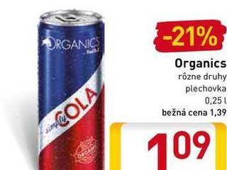 Obrázok Organics  250 ml