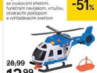 Carousel záchranárska helikoptéra