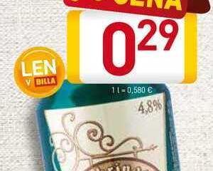 Zähringer Premium  pivo 0,5 l