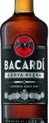 Obrázok Bacardi Carta Negra 40% 0,70 L