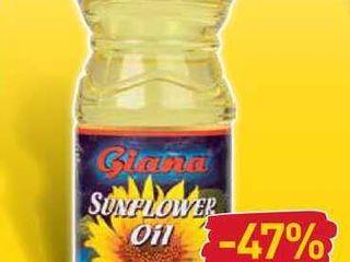 Obrázok   Giana Slnečnicový olej 1 l