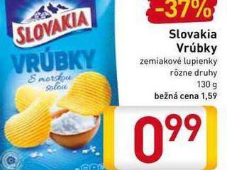 SLOVAKIA VRÚBKY  130 g