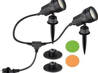 Briloner Vonkajšie záhradné LED svietidlo so zapichovacím tŕňom