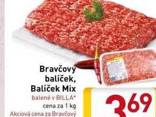 Obrázok Bravčový balíček 1 kg