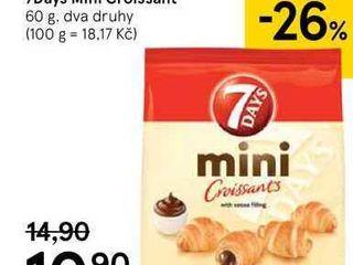 obrázek 7 Days Mini Croissant, 60 g