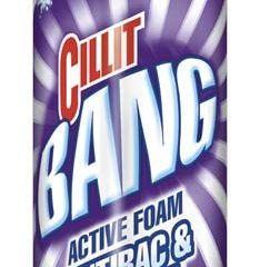 Cillit Bang Antibakteriálna aktívna pena 1x600 ml