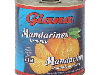 Obrázok Mandarínky