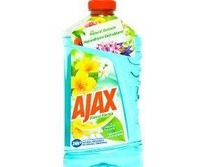 Obrázok Ajax Floral Fiesta Lagoon flowers univerzálny čistiaci prostriedok 1x1 l