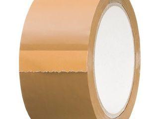 Obrázok LUX Baliaca páska hnedá 66 m x 50 mm