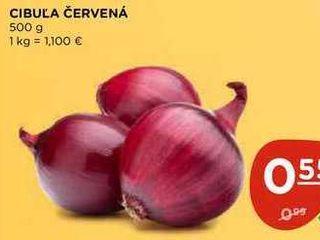 Obrázok CIBUĽA ČERVENÁ 500 g