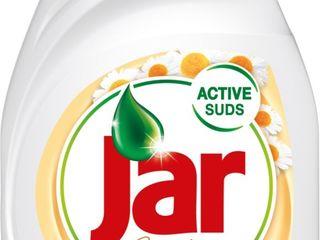 Jar Sensitive chamomile&vitamin E prostriedok na riad 21x450 ml