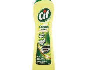 Cif Cream Lemon krémový abrazivní čistící přípravek 500ml