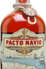 Obrázok Havana Club Pacto Navio Rum 40% 0,70 L