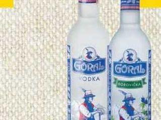 Obrázok Goral tradičná, 0,7 l