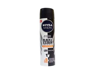 Nivea Men Black&White Ultimate Impact antiperspirant sprej pánsky 1x150ml