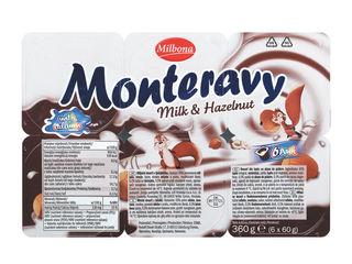 Monteravy mliečny dezert
