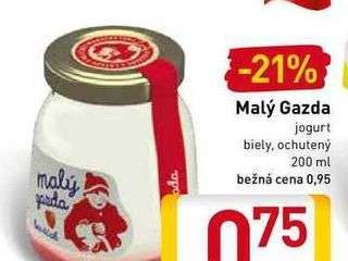 Malý Gazda Jogurt 200 g