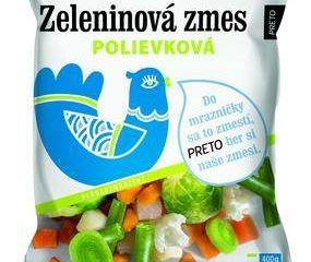 Obrázok Zeleninová zmes polievková 400 g
