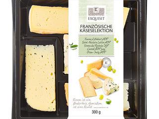 Obrázok Výber francúzskych syrov