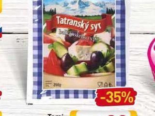 Tami Tatranský syr 200 g