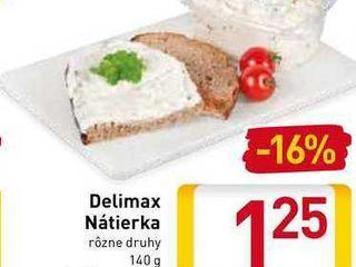 Obrázok Delimax Nátierka 140 g